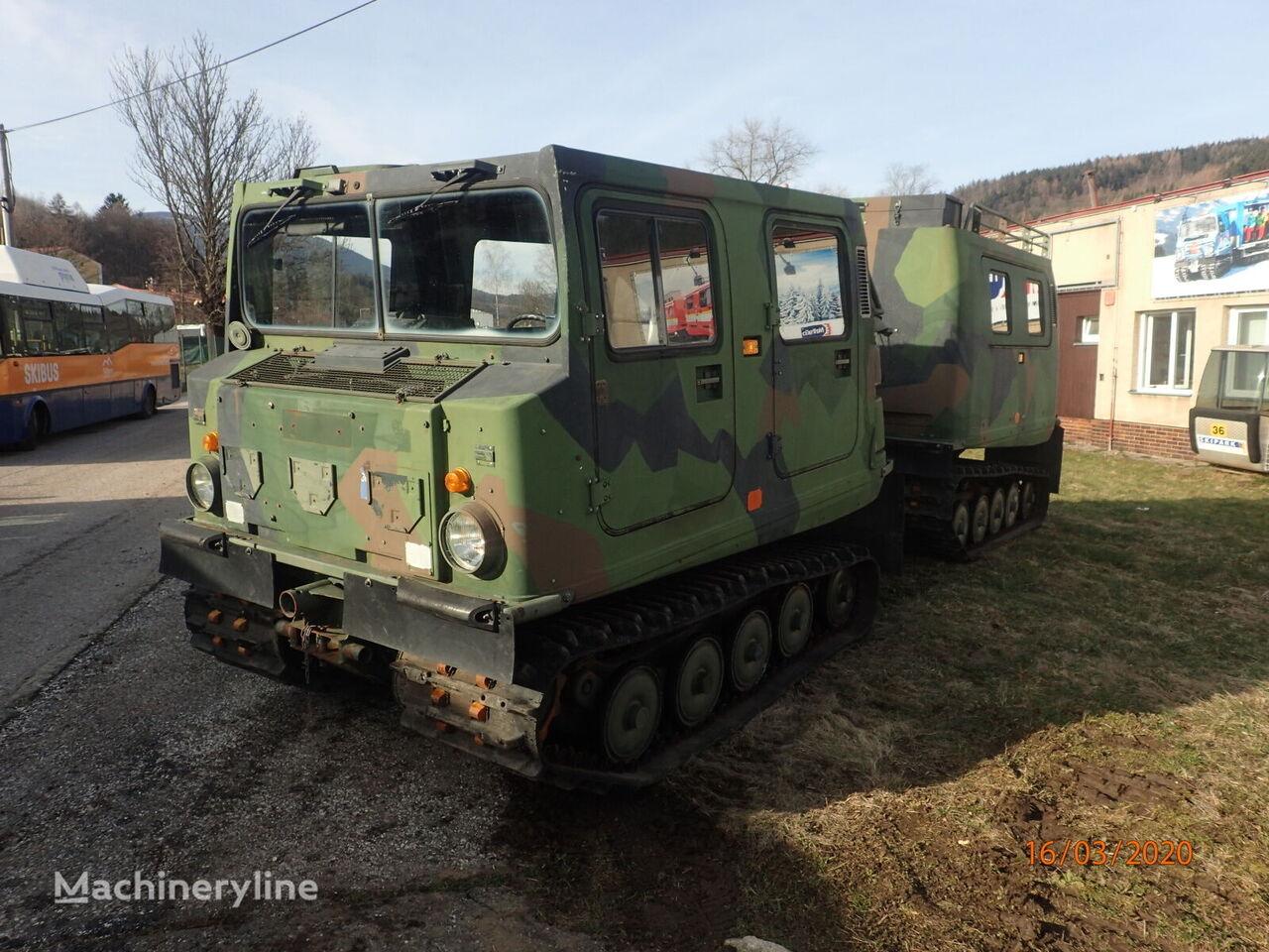 obojživelné terénne vozidlo Hagglunds BV206
