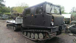 obojživelné terénne vozidlo Hagglunds BV206 D5