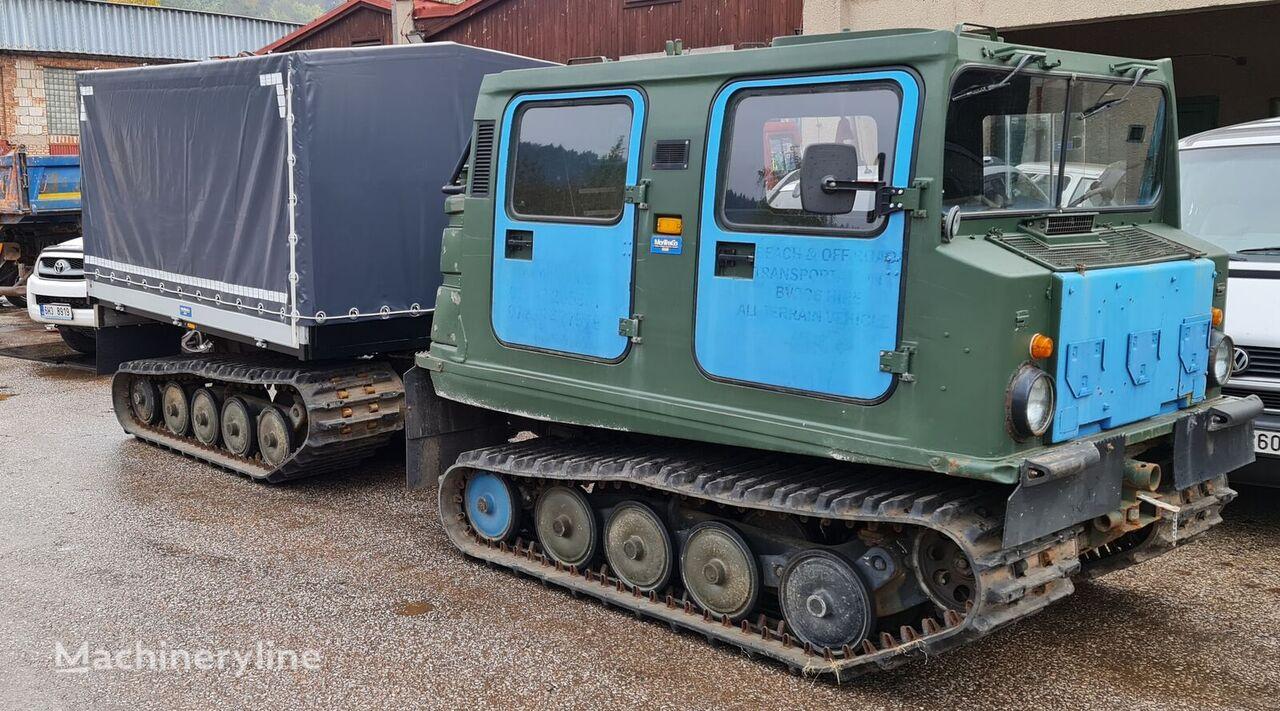 obojživelné terénne vozidlo Hagglunds BV206 D6