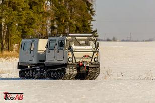 nový obojživelné terénne vozidlo Hagglunds BV206 D6