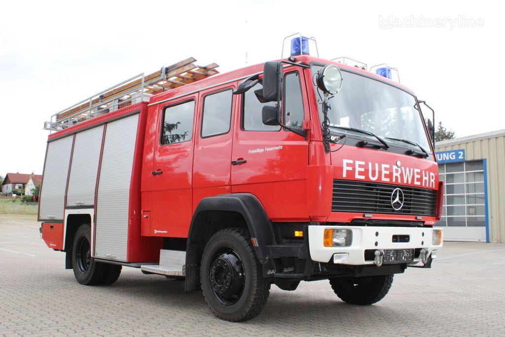 požiarne auto MERCEDES-BENZ 1124 AF