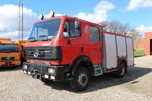 požiarne auto MERCEDES-BENZ 1234 AF 4x4 2.500 L /200L ROSENBAUER