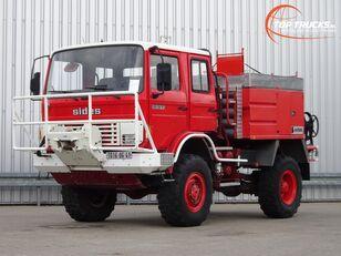 požiarne auto RENAULT 110-150 4x4 4x4 -Feuerwehr, Fire brigade -3.000 ltr watertank
