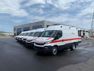 nový sanitka IVECO AMBULANCE WİTH FULL EQUİPMENT