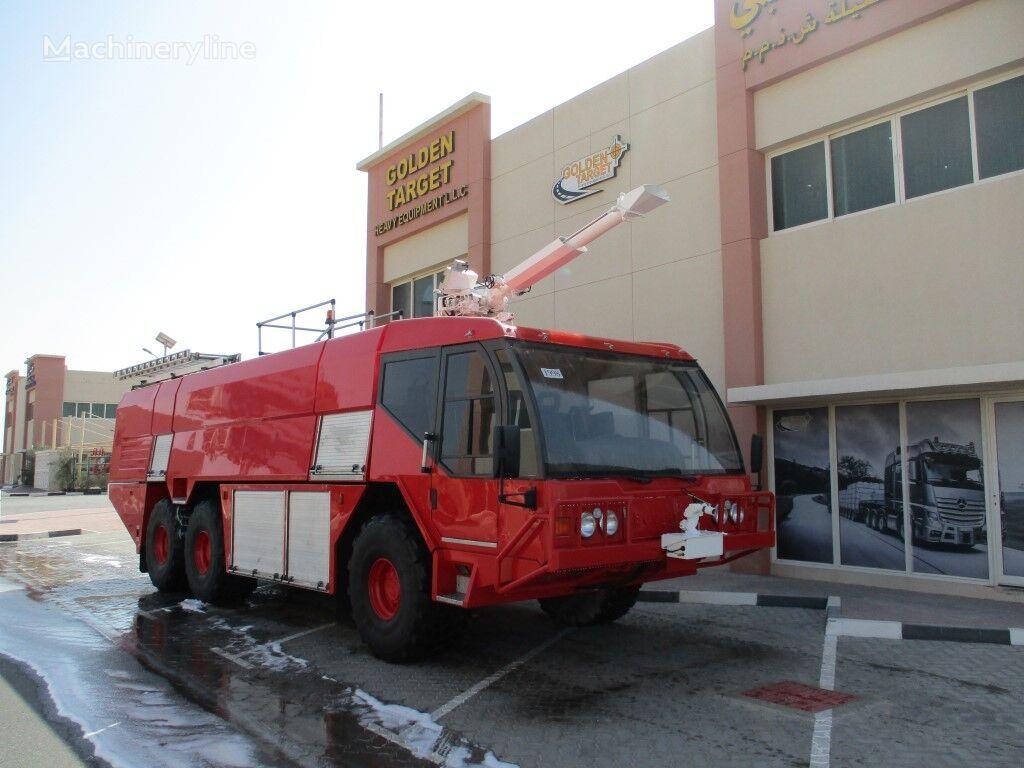 letiskové požiarne auto REYNOLD BOUGHTON BARRACUDA