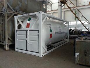 nový cisternový kontajner 20 stôp GOFA ICC-20