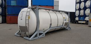 cisternový kontajner 20 stôp KLAESER Танк-контейнер 20 футовый 26 м. куб