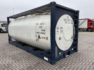 cisternový kontajner 30 stôp TRENCOR 30m3