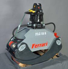autožeriav FERRARI Holzgreifer FLG 23 XS + Rotator FR55 F