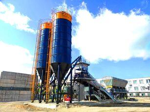 nový betonáreň FABO FABOMIX COMPACT-120 CONCRETE PLANT   CONVEYOR TYPE