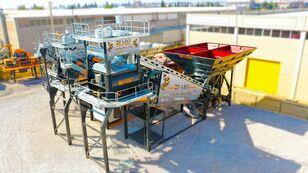 nový betonáreň FABO TURBOMIX-120 MOBILE CONCRETE PLANT READY IN STOCK