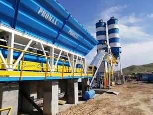nový betonáreň PROMAX Compact Concrete Batching Plant C100-TWN-LINE (100m3/h)