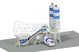 nový betonáreň PROMAX Compact Concrete Batching Plant C100-TWN PLUS (100m³/h)