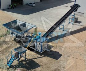 nový betonáreň PROMAX Mobile Concrete Batching Plant M35-PLNT (35m3/h)