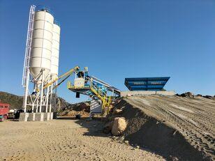 nový betonáreň PROMAX Mobile Concrete Batching Plant PROMAX M60-SNG(60m³/h)