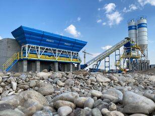 nový betonáreň PROMAX Stationär Betonmischanlage  PROMAX S130-TWN (130m³/h)