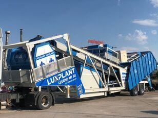 nový betonáreň Plusmix 60m³/ Hour Mobile Concrete Plant - BETONYY ZAVOD