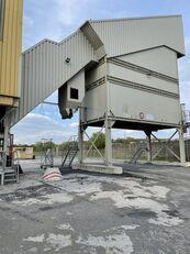 betonové silo BENNINGHOVEN 300 t  Hot mix storage silo