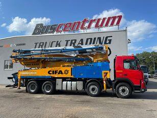 čerpadlo na betón Cifa  na podvozku VOLVO FM X 460 8x4 CIFA K 45H Carbotech / German Truck
