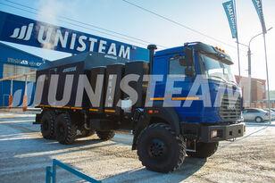 iné stavebné stroje UNISTEAM ППУА на метане серии UNISTEAM-M2UG УРАЛ 4320-16