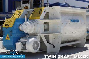 nová miešačka na betón PROMAX PROMAX 2 m3 /3 m3 TWIN SHAFT MIXER