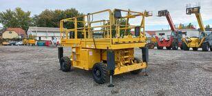 nožnicová plošina HAULOTTE H12SX - 12m, 4x4, diesel