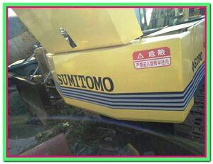 pásové rýpadlo SUMITOMO S280F2