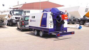 nový recyklátor FRUMECAR Asphalt Recycler 500