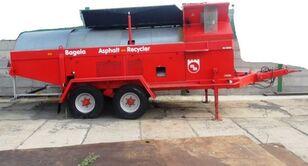 recyklátor na asfalt BAGELA BA 10000 (unused TOP condition zestaw