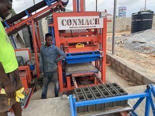 nové stroj na výrobu betónových tvárnic CONMACH BlockKing-12MS Concrete Block Making Machine - 4.000 units/shift