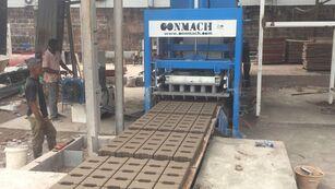 nové stroj na výrobu betónových tvárnic CONMACH BlockKing-25FSS Concrete Block Making Machine-10.000 units/shift