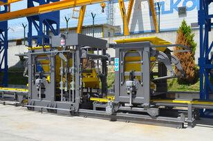 nové stroj na výrobu betónových tvárnic ELKON ELKOBLOCK-36S FULLY AUTOMATIC SINGLE LAYER Concrete Block Machin