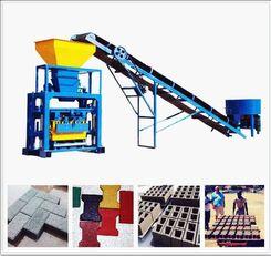 nové stroj na výrobu betónových tvárnic ITK CHINA 10000