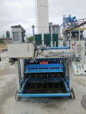 stroj na výrobu betónových tvárnic SUMAB Movabale concrete block making machine SUMAB E-6 S, 2018