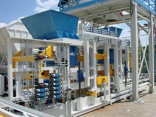 nové stroj na výrobu betónových tvárnic SUMAB OFFER! R-1000 (2000 blocks/hour) Stationary block machine