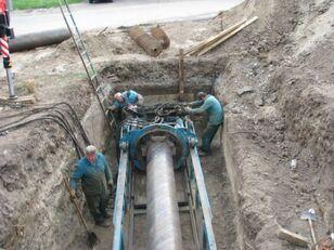 nový truboukladač protlak pipe Rohrleitung rury