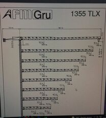 vežový žeriav FMGru TLX 1355