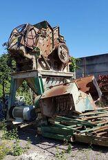 čeľusťový drvič BAIONI MILL 750